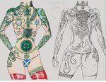 Viking Tattoos and Skin Art on #Scandinavia-Vikings - deviantART