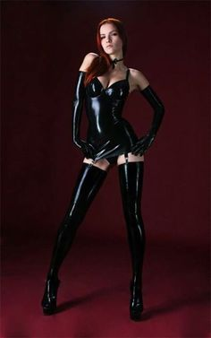#Latex #Fetish models these models are not with @VodouDolls  all these pictures are the property of the models  and/or photograpers and/or the enterprises.
