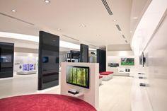 LG Corp., Seoul, South Korea | Visual Merchandising and Store Design