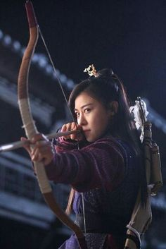 Bow wielding Seung Nyang is back!