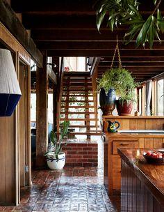 Interior Exterior, Interior Architecture, Landscape Architecture, Australian Architecture, Australian Homes, Interior Paint, Landscape Design, Minimalism Living, Bright Homes