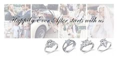 """Happily Ever After2"" by the-diamond-room on Polyvore featuring GANT, engagement and diamondroombrides"