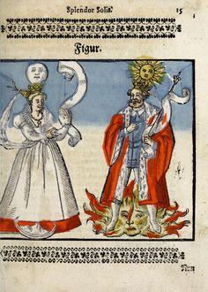 Aureum vellus - Splendor Solis - Moon & Sun Occult Books, Occult Art, Medieval, Hopeless Fountain Kingdom, Everything Is Illuminated, Alchemy Symbols, Symbols And Meanings, Magnum Opus, Gothic Art