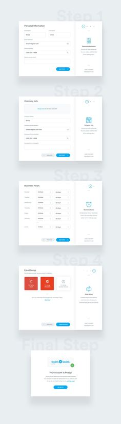 Pin by Vitaly Belushenko on UX Pinterest - Service Forms In Pdf