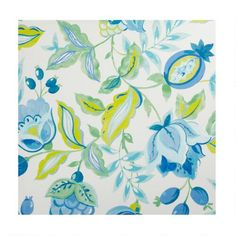 """One of my favorite discoveries at ChristmasTreeShops.com: Waverly® 24"""" Watercolor Flowers Square Wall Decor"""