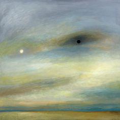 """""""Las Luces del Paisaje (serie: El paisaje de la mirada)"""" de Juan José Gómez Molina @ VirtualGallery.com. $13920.00"""