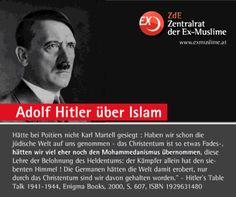 ZITATE zum Islam: Atatürk, Marx, Voltaire, Hitler, Schopenhauer, al-Husseni, Ahadi, Kaya, Churchill, Herder, de Tocquevill ...
