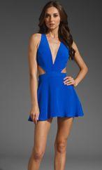 Vixen Circle Skirt Dress