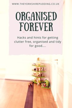Clutter can be very overwhelming. It can become soul sucking and demoralising, impacting on aspects of your life that you probably didn't think possible. Home Organization Hacks, Organizing Your Home, Organisation Ideas, Organizing Ideas, Minimalism Living, Home Management Binder, Time Management, Clutter Control, Declutter Your Life