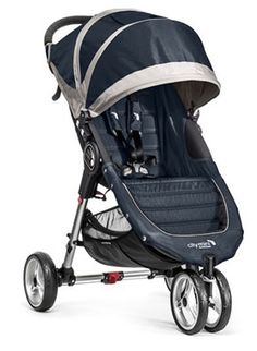 BACK IN STOCK!  Baby Jogger 'City Mini' - $65 lower than anywhere else!  This *will* sell out again!