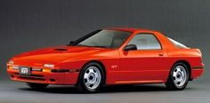 The Mazda Savannah RX-7 GT, our 3,200th entry in Autocade.