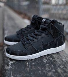 Nike SB Dunk Mid 'Griptape'