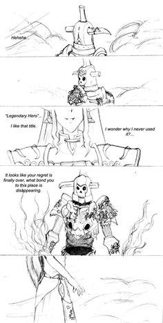 The story of hero's spirit part 4
