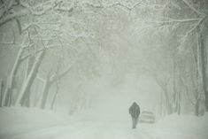 11. Iowa winters last a lifetime. Really. And sometimes it snows in the spring.