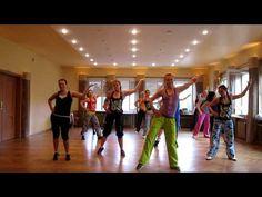 This looks like a lot of fun!!!     Zumba® Białystok - Angelika Muraszkowska - Bollywood - special for Dennis Thomsen ;)