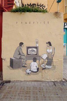 Escif.. . #streetart