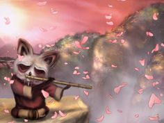 Master Shifu by Purple-Twilek.deviantart.com on @deviantART