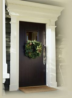 Etonnant Wreath Hangers For Wide Doors Over The Door Hangers Christmas Wreath Hanger  | Clever Hanger