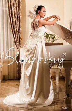 Slanovskiy | Wedding dresses | Prom dresses | Bridesmaids dresses | Veils and wedding jewelry | Bridal wear