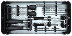 Illustration - 3D - instruments médicaux