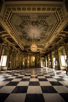 Palácio Nacional de Queluz, Queluz, Portugal