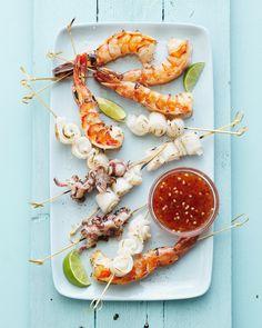Shrimp-Sweet-Chili / Matt Armendariz
