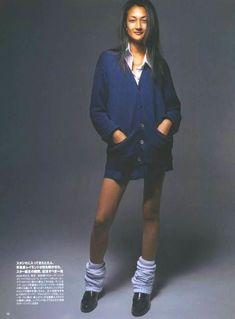 Basic Fashion Tips .Basic Fashion Tips Gyaru Fashion, Harajuku Fashion, Grunge Fashion, 90s Fashion, Fashion Outfits, High Fashion, Vogue Japan, Fashion Tips For Women, Womens Fashion