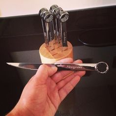 I want these! #snapon #kniveset
