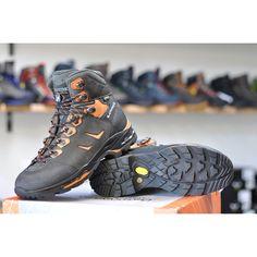 LOWA CAMINO GTX | Dotsport.sk | Dotsport.sk Trekking, Hiking Boots, Orange, Shoes, Black, Fashion, Moda, Zapatos, Shoes Outlet