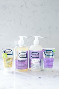 Gentle, but effective. Our Skinfix Gentle Collection is clinically proven to treat eczema, dryness and dermatitis. Find comfort for you and your little ones with #Skinfix.