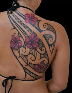 Tribal tattoos for women draws inspiration from designs for men, but with a twist of femininity for some and personal meanings for most. See examples here. Maori Tattoos, Polynesian Tattoos Women, Tribal Tattoos For Women, Hawaiian Tribal Tattoos, Filipino Tattoos, Marquesan Tattoos, Samoan Tattoo, Trendy Tattoos, Foot Tattoos