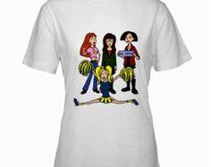 Daria MTV Shirt (Free U.S. Shipping)