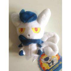 Pokemon Center 2014 Meowstic (Female) Pokedoll Series Plush Toy