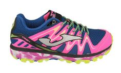 la fille aux baskets roses: Joma Trek Lady
