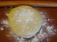 Τα φαγητά της γιαγιάς: Φύλλο χωριάτικο για πίτες - βασική συνταγή