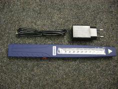 a led lampara de mano pocket slim usb cable plus hobby ocio nuevo 700 lux 214931