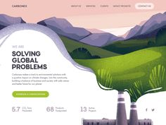 Web Design: 26 Examples of Creative Landing Pages - UI Design Board Web Design Trends, Ui Ux Design, Web Design Grid, Web Design Mobile, Design Responsive, Web Design Examples, Minimal Web Design, Logo Design, Flat Design