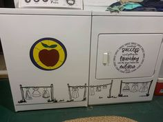 Thank you to Cindy Harmon Ŧ for sharing her laundry room update with me! I love it! Sometimes Success Is Just Getting The Laundry Into The Dryer Before The Mildew Sets In Utility Room DIY Sign Motivational Quote SVG Cut File Diy Signs, Svg Cuts, Dryer, Cutting Files, Laundry Room, Motivational Quotes, Success, Clothes Dryer, Dryers