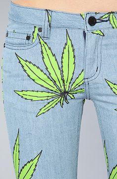 Weed Pants