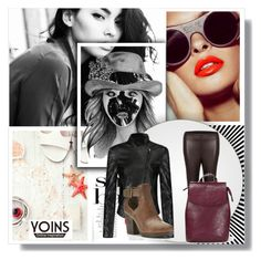 """Yoins 14/30"" by ljubicica988 ❤ liked on Polyvore"