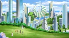 Sailor Scouts and Crystal Tokyo in Pretty Guardian Sailor Moon Crystal Act.26 Replay - Neverending - anime episode summary, images, and shopping guide