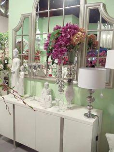 muebles en color blanco en www.virginia-esber.es