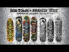 DOGTOWN X BRANCH DISTRIBUTION COLLAB