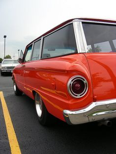 1960 Ford Falcon 2-Door Station Wagon by john4kc, via Flickr