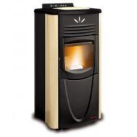 Rv 100 ventilated pellet stove ravelli group diy for for Parametri stufa pellet ravelli