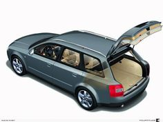 Audi A6, A4, Gallery, Vehicles, Rolling Stock, Vehicle