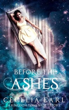 Before the Ashes by Cecelia Earl https://www.goodreads.com/book/show/35827959