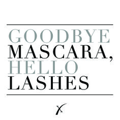 Throw out your mascara. #xtremelashes