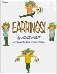 Fabulous example of persuasive writing - why she should get earrings