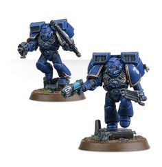 Assault Squad de Dix Hommes
